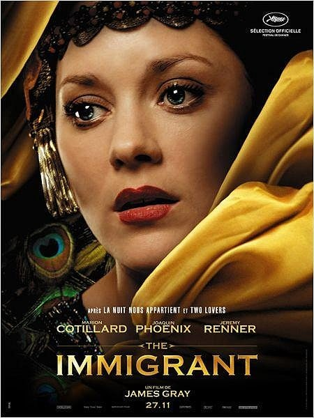 affiche-film-the-immigrant