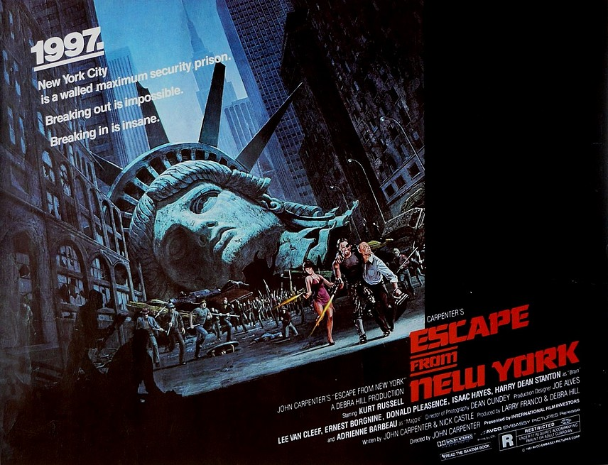 affiche-escape-from-new-york