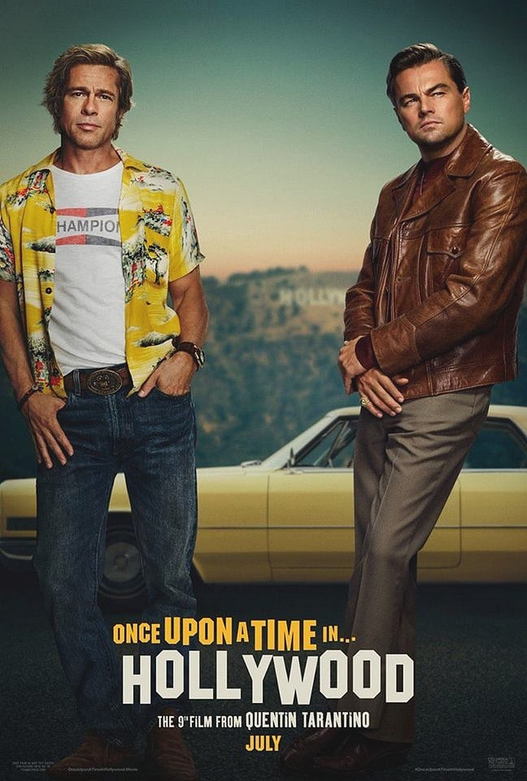 film-once-upon-at-ime-in-hollywood-affiche