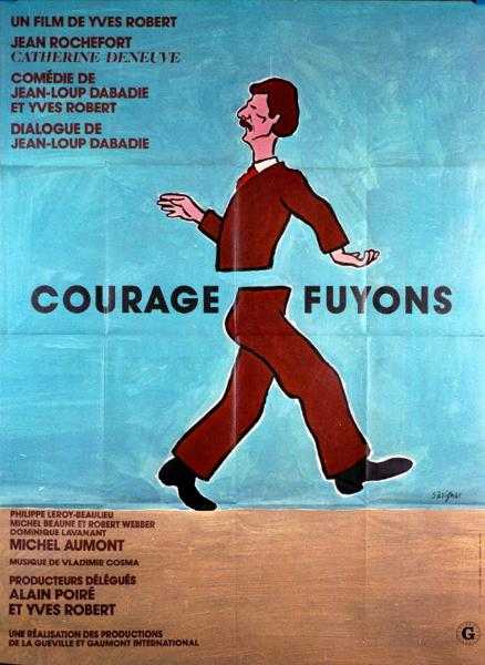 Affiche-Courage-fuyons
